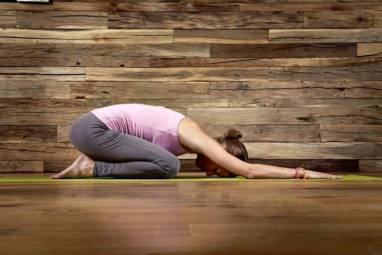 Yoga nach einem Bandscheibenvorfall