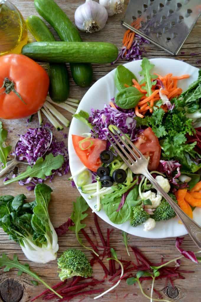 pitta salat