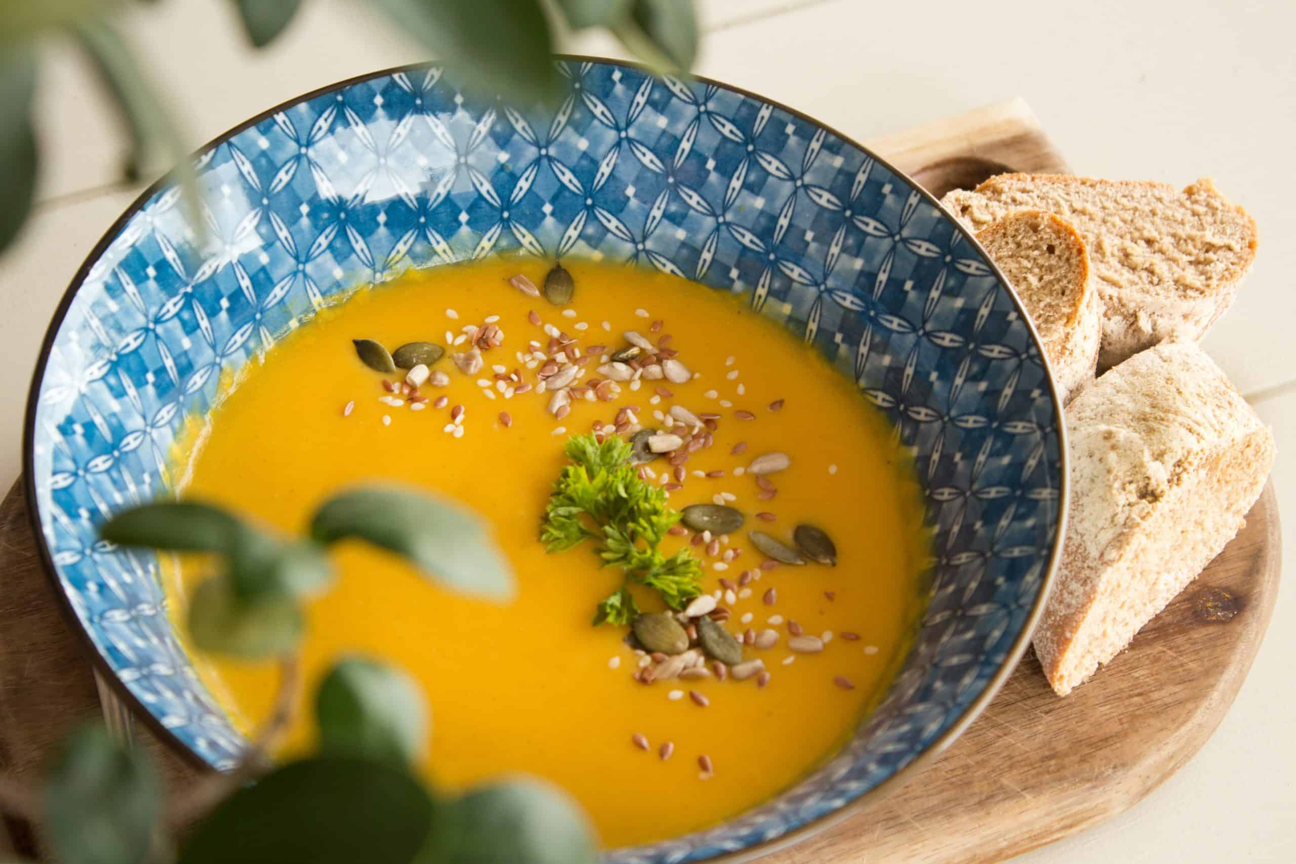 Herbstsuppe