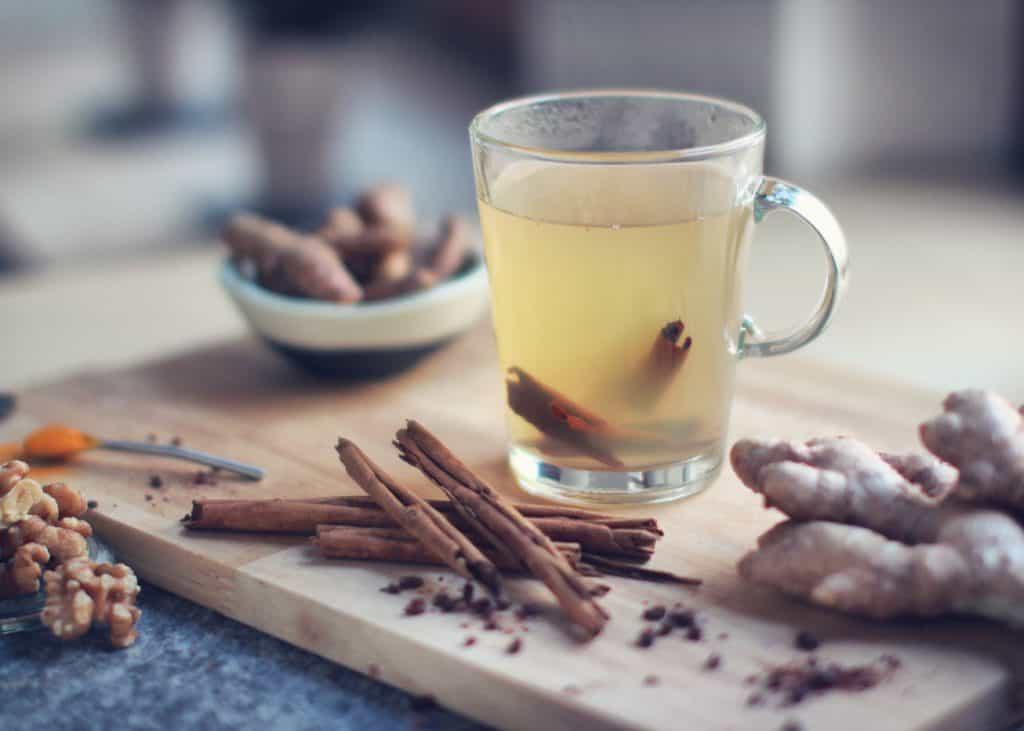 Herbstsuppe Tee